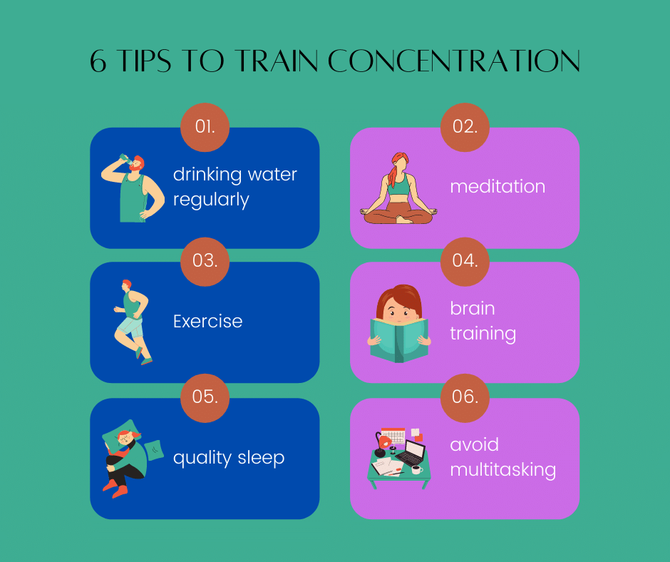 Medications For Better Concentration