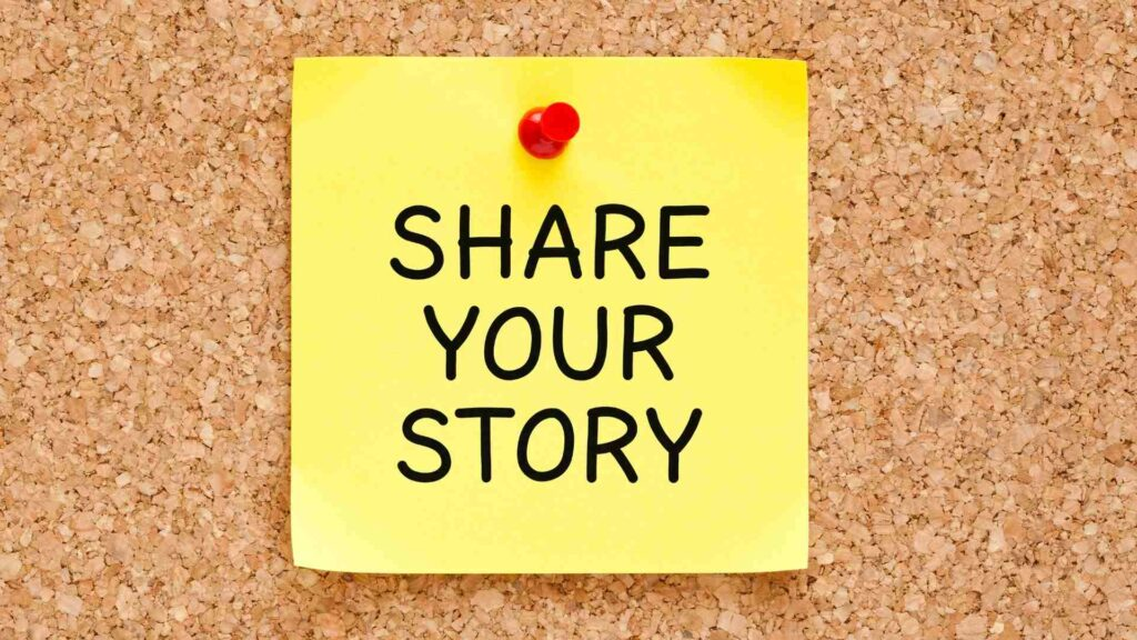 Post Your Insights and Stories